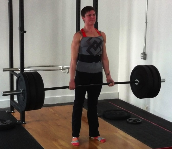 Emily deadlift