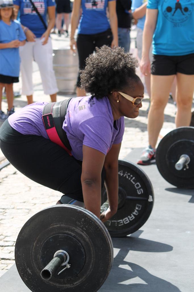 Strongwoman 377