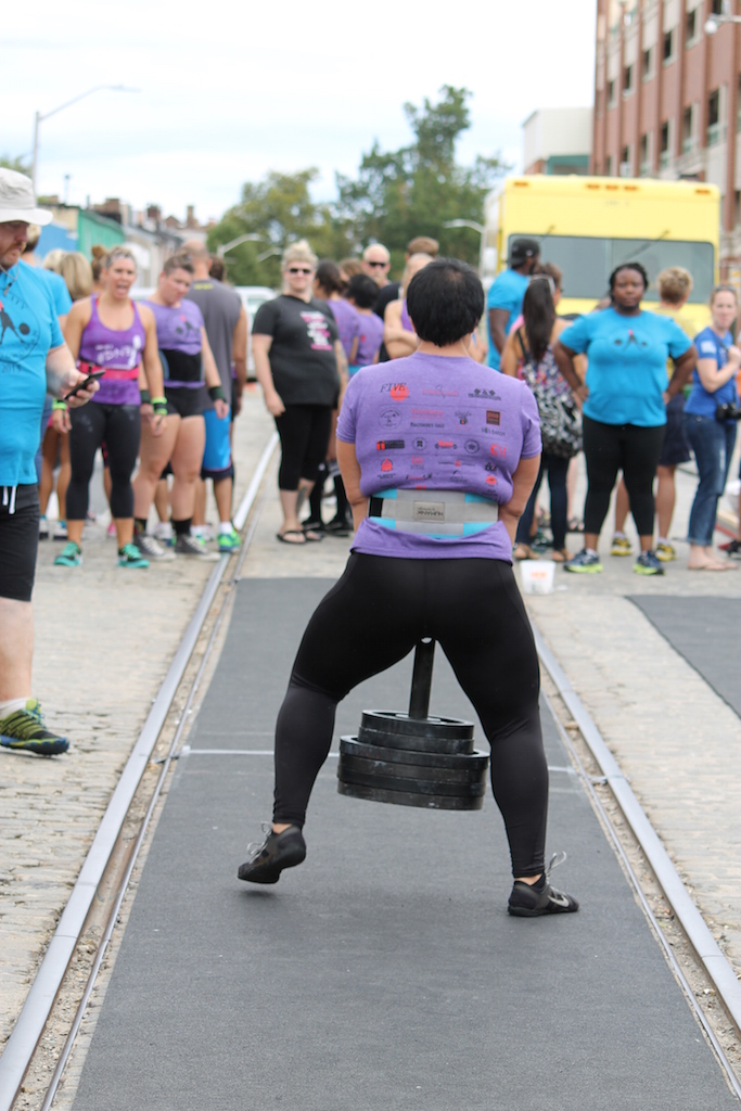 Strongwoman 450
